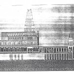 Side elevation of Solomon's Temple
