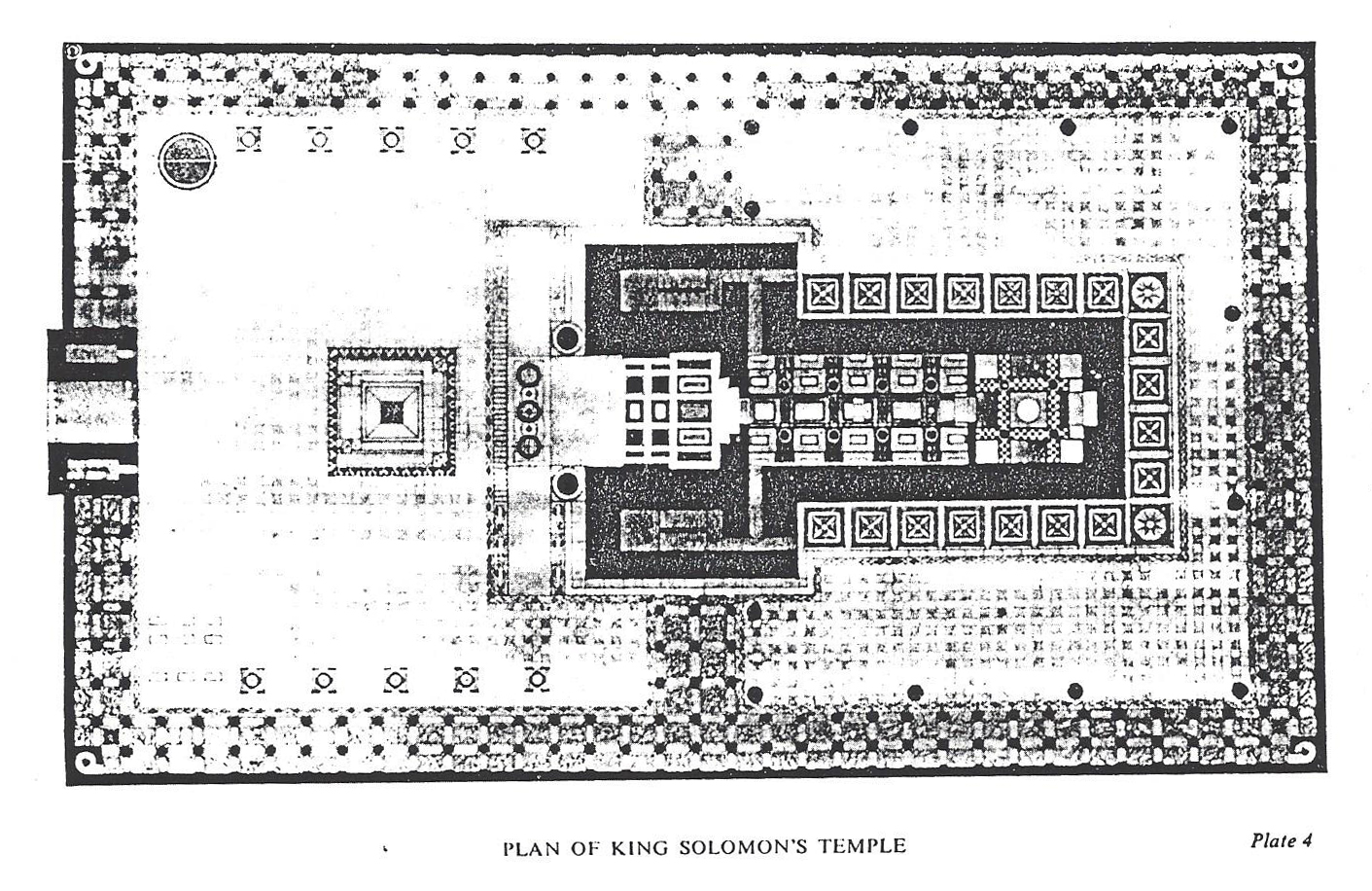 Solomons Temple Diagram.Building The Third Temple The Mitzvah Project