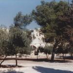 The Qubbat Suleiman Pasha facing Northwest.